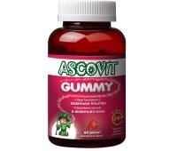 Ascovit Gummy, 60 jeleuri, Perrigo