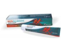 Slavia Pharm Benalgezic crema pt masaj, tub x 45 ml