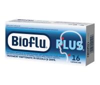 Bioflu Plus, 16 comprimate, Biofarm
