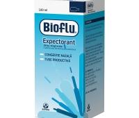 Bioflu expectorant, 100 ml, Biofarm