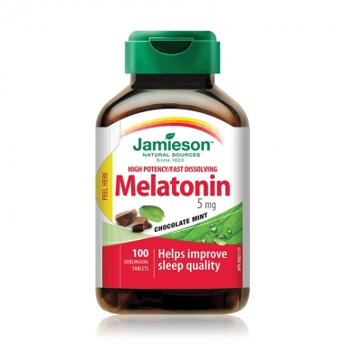 MELATONINA 5MG 100CPR