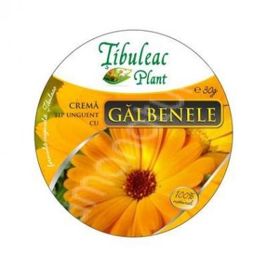 Crema cu galbenele 30gr TIBULEAC PLANT