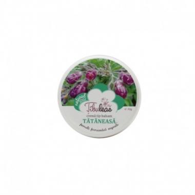 Cremă tip balsam tătăneasă, 30 g, Tibuleac Plant