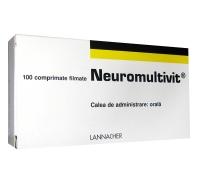 Neuromultivit x 100 cpr