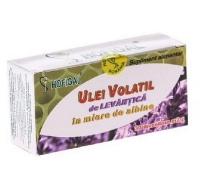 ULEI DE LEVANTICA MACERAT – ( 40 capsule moi)