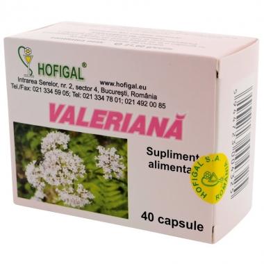 Valeriana 40cps HOFIGAL