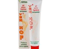 Gel pentru îngrijirea picioarelor Ven Hof, 75 ml, Hofigal