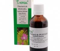 Tinctura de pufulita - 50 ml