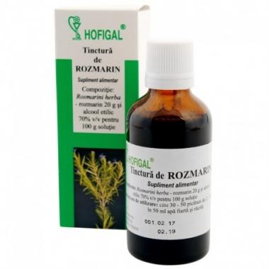 Tinctura de rozmarin - 50 ml