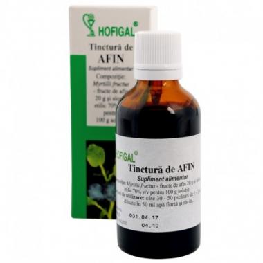 Tinctura de afin - 50 ml