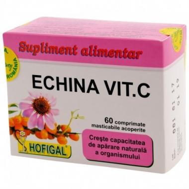 ECHINA VIT.C 60CPR