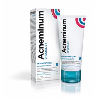 Acneminum Gel de Fata Exfoliant 125 ml