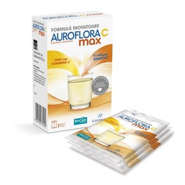 Auroflora C Max, 7 plicuri