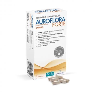 Auroflora Forte x 10 cps