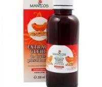 Extract uleios de dovleac, 200 ml