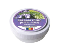 Balsam Tonic pentru Masaj Frunte si Ceafa , 15g