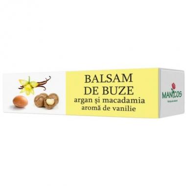 BALSAM BUZE ARGAN,MACADAMIA&VANILIE 4.8GR