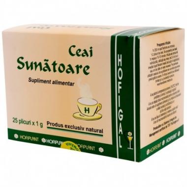 Ceai de Sunatoare 25dz
