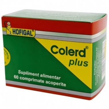 Colerd Plus 60 compr.