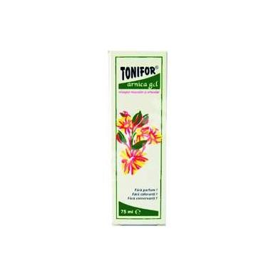 Tonifor Gel Arnica, 75 ml