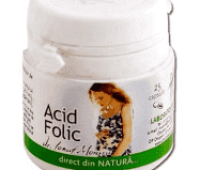 ACID FOLIC 25 CPS