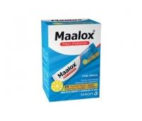 Maalox X 20 pl X 4,3ml