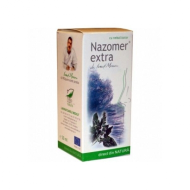 Nazomer Extra cu Nebulizator Medica, 50 ml