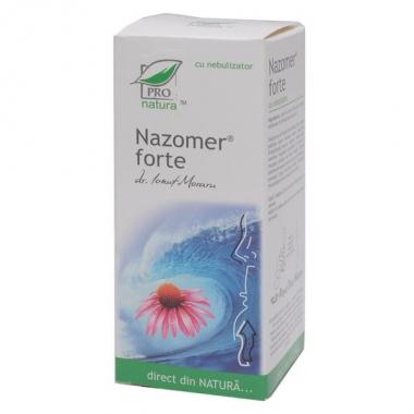 Nazomer Forte cu Nebulizator Medica, 30 ml