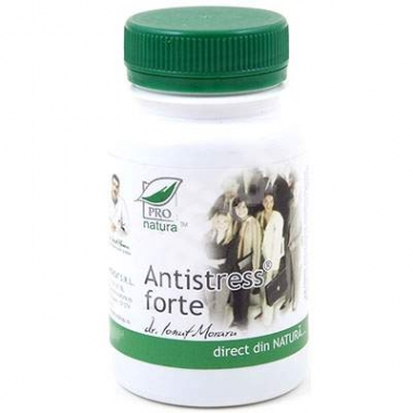 ANTISTRES FORTE 60CPS