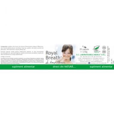 ROYAL BREATH 25 cps