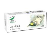Damiana Medica, 30 capsule