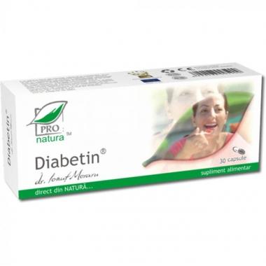 Diabetin 30 cps