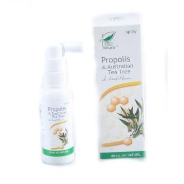 SPRAY PROPOLIS SI TEA TREE 50 ml