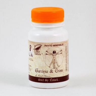 GARCINIA & CROM 60 CPS
