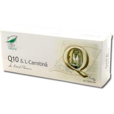 L CARNITINA 30 CPS