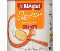 Biscuiti granulati BIAGLUT 340 GR