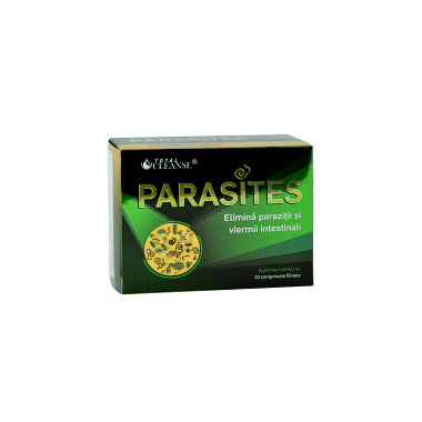PARASITES TOTAL CLEANSE 30CPR