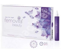 Femovita Beauty, 10 fiole buvabile x 10 ml