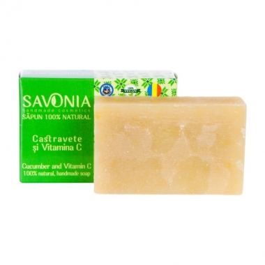Sapun Natural Castravete si Vitamina C