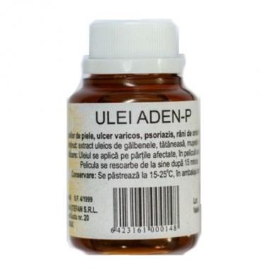 Ulei Aden-P 50 ml Stefania Stefan