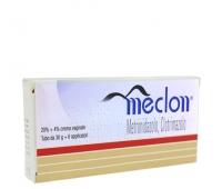 Meclon 500 mg / 100 mg x 10 ovule
