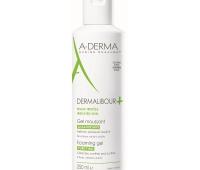 Gel spumant pentru piele iritata Dermalibour+, 250 ml, A-Derma