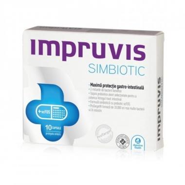Impruvis Simbiotic, 10 capsule
