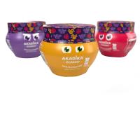 Akadika Gummy Multivitamine 3 arome, 60 buc, Fiterman