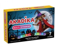 Acadele Akadika Multivitamine, 7 acadele, Fiterman Pharma