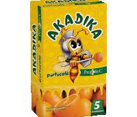Akadika® Propolis C® Portocale, 5 bomboane
