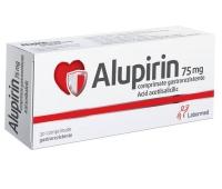 ALUPIRIN 75 MG , 30 COMPRIMATE