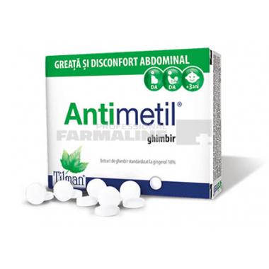 Tilman Antimetil 15 comprimate