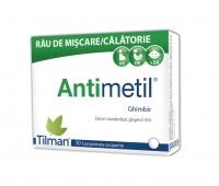Antimetil, 30 comprimate, Tilman