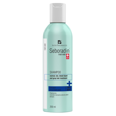 SEBORADIN ȘAMPON FAIR HAIR X 200ML